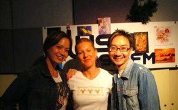Lush 99.5, Hossan Leung, Angel Teo, Anne Cossé