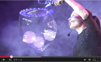 Ana Yang, Bubbles