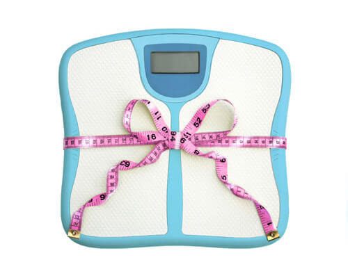 Weight loss acupressure