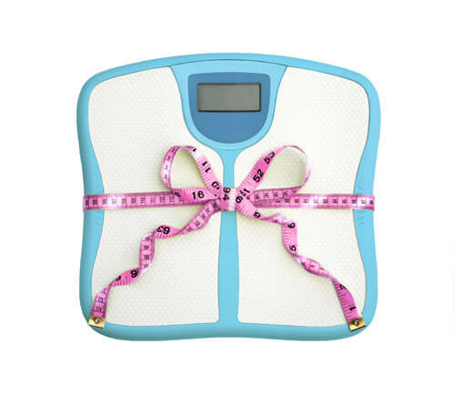 Weight loss acupressure