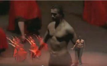 video Bolero flamenco