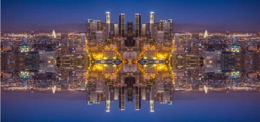 Mirror City - Michael Shainblum