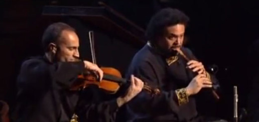 duduk & violin