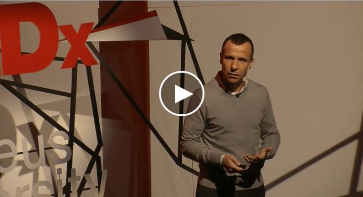TED Talk Guy Winch